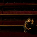 Mother and daughter formal bat mitzvah photo